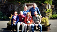 Ireland Tour: Barb, Gary, Brenda, Dave, Michelle, Barry